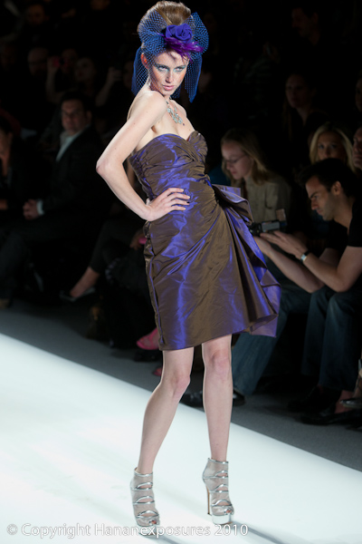 Mercedes-Benz New York Fashion Week 2010 Richie Rich - Hananexposures