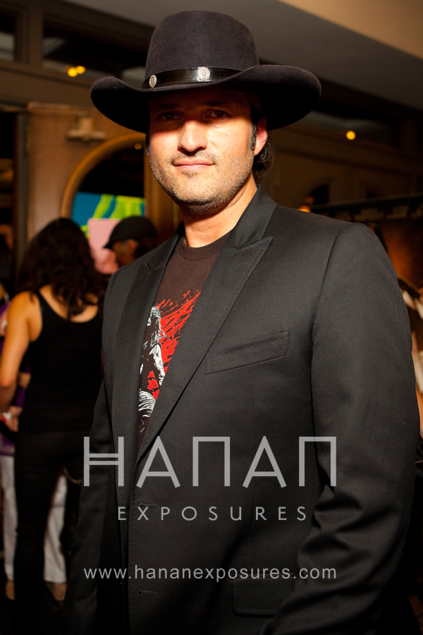 Robert Rodriguez Machete Austin Red Carpet premiere