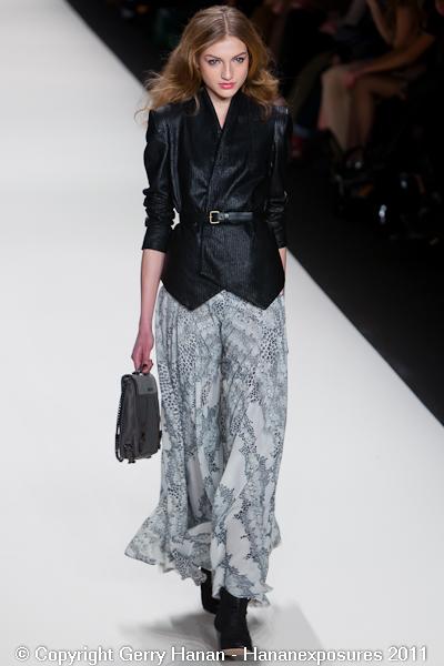 Mercedes Benz 2011 New York Fashion Week Hananexposures Rebecca Minkoff Fall 2011 (4)