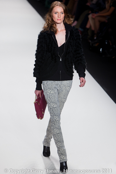 Mercedes Benz 2011 New York Fashion Week Hananexposures Rebecca Minkoff Fall 2011 (7)