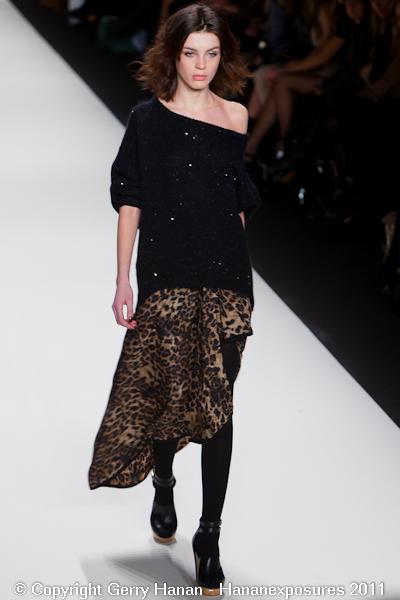 Mercedes Benz 2011 New York Fashion Week Hananexposures Rebecca Minkoff Fall 2011 (10)