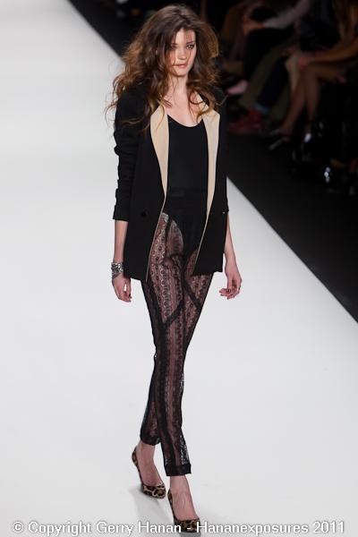 Mercedes Benz 2011 New York Fashion Week Hananexposures Rebecca Minkoff Fall 2011 (26)
