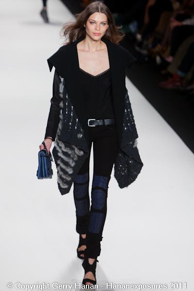 Mercedes Benz 2011 New York Fashion Week Hananexposures Rebecca Minkoff Fall 2011 (29)