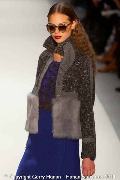 Mercedes-Benz New York Fashion Week Rebecca Taylor Fall 2011 (12)
