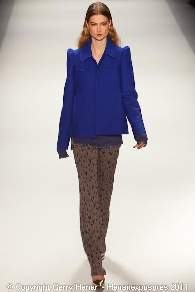 Mercedes-Benz New York Fashion Week Rebecca Taylor Fall 2011 (17)
