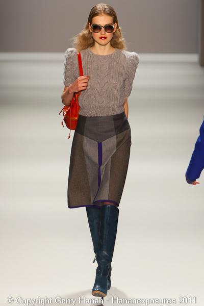 Mercedes-Benz New York Fashion Week Rebecca Taylor Fall 2011 (18)