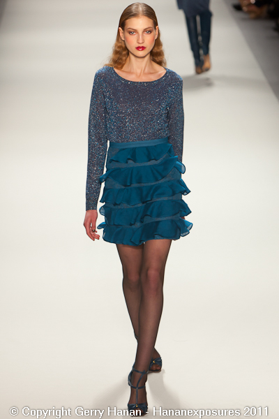 Mercedes-Benz New York Fashion Week Rebecca Taylor Fall 2011 (29)