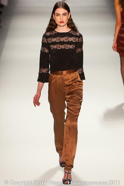 Mercedes-Benz New York Fashion Week Rebecca Taylor Fall 2011 (36)