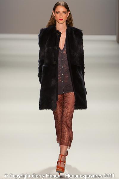 Mercedes-Benz New York Fashion Week Rebecca Taylor Fall 2011 (39)