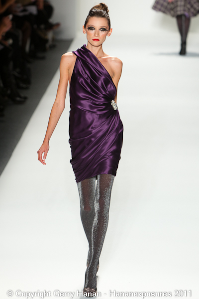 Mercedes Benz 2011 New York Fashion Week Hananexposures Veneziana Fall 2011 (30)