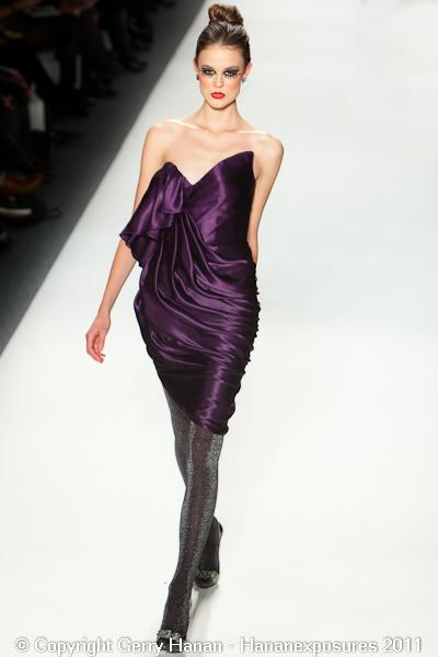Mercedes Benz 2011 New York Fashion Week Hananexposures Veneziana Fall 2011 (36)
