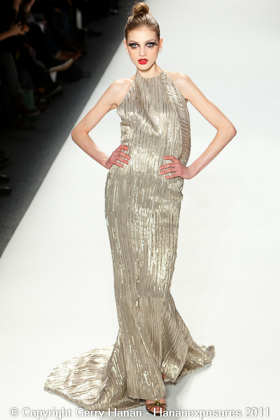 Mercedes Benz 2011 New York Fashion Week Hananexposures Veneziana Fall 2011 (39)