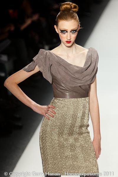 Mercedes Benz 2011 New York Fashion Week Hananexposures Veneziana Fall 2011 (46)