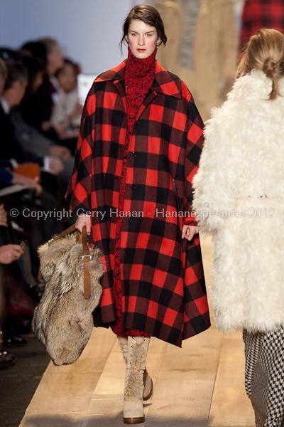 Michael Kors - Fall/Winter 2012 - Mercedes-Benz New York Fashion Week