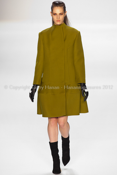 Narciso Rodriguez - Fall/Winter 2012 - Mercedes-Benz New York Fashion Week