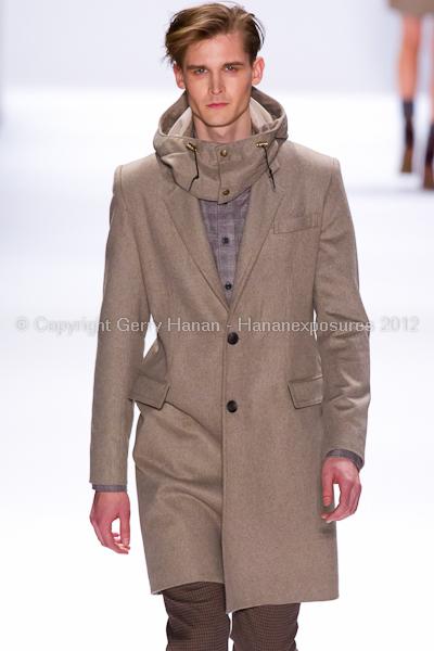 Richard Chai - Fall/Winter 2012 - Mercedes-Benz New York Fashion Week
