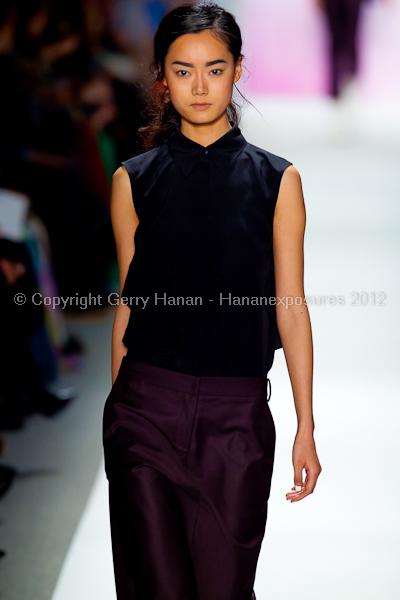Tibi - Fall/Winter 2012 - Mercedes-Benz New York Fashion Week