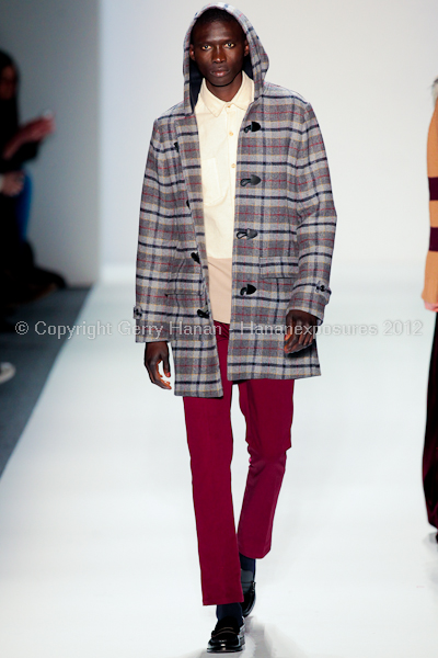 Timo Weiland - Fall/Winter 2012 - Mercedes-Benz New York Fashion Week