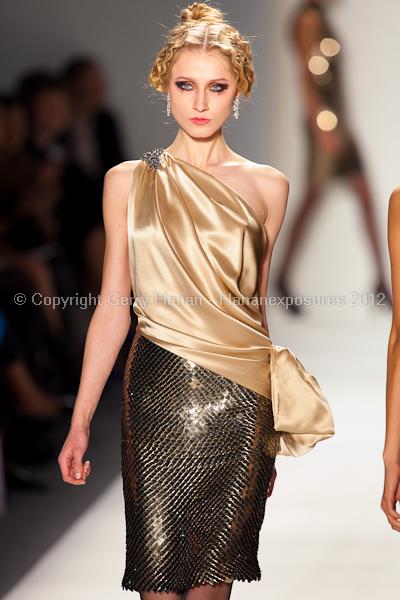 Venexiana - Fall/Winter 2012 - Mercedes-Benz New York Fashion Week
