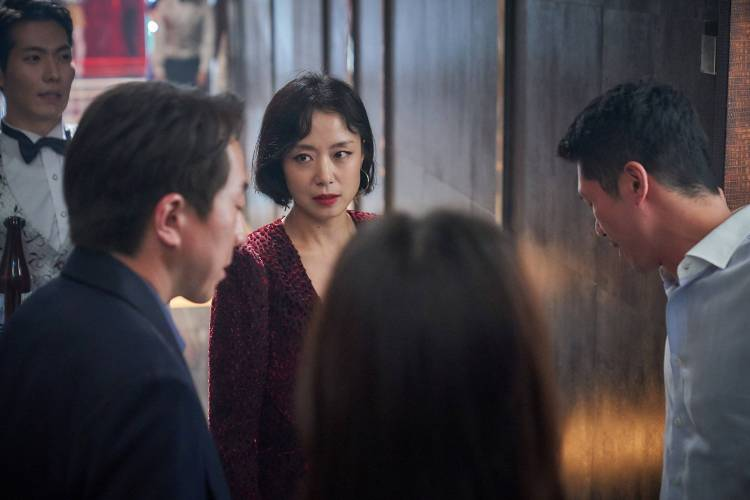 HanCinema's News] Jeon Do-yeon and Jung Woo-sung Talk About ...