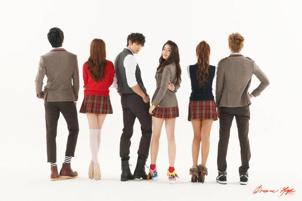 Drama Korea tentang Dance dan Tarian Dream High 2