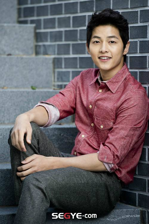 Handsome Boy Wallpaper Hd Song Joong Ki S Ideal Type Hancinema The Korean