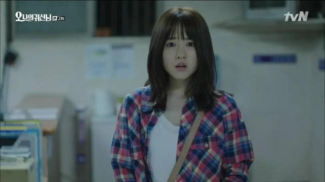 พัคโบยอง ในละคร Oh My Ghost