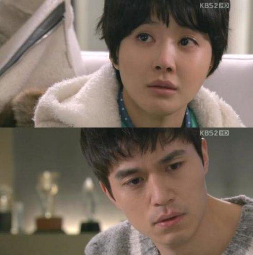 Spoiler Wild Romance Lee Siyoung tells Lee Dongwook