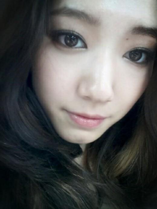 Park Shin Hyes Smoky Eye Make Up HanCinema The