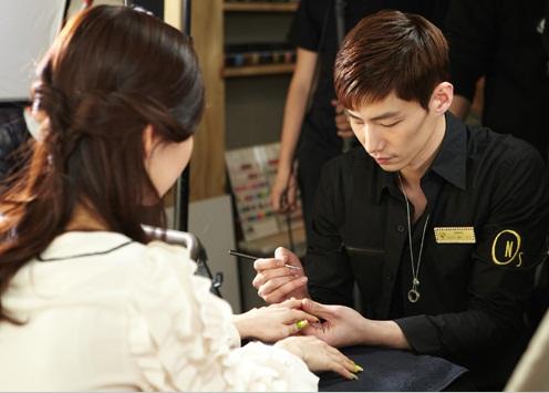 Song Jae Rim Becomes A Nail Artist HanCinema The
