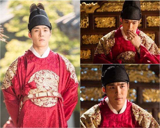 The Flower In Prison Says King Myeongjong Seo Ha Joon