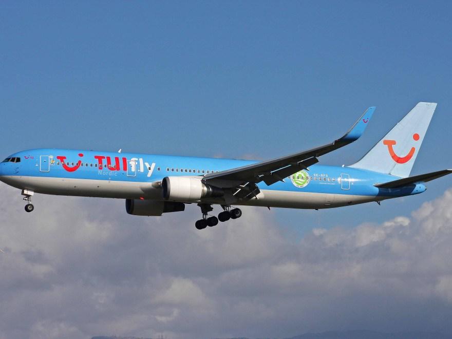 TUI Fly handbagage