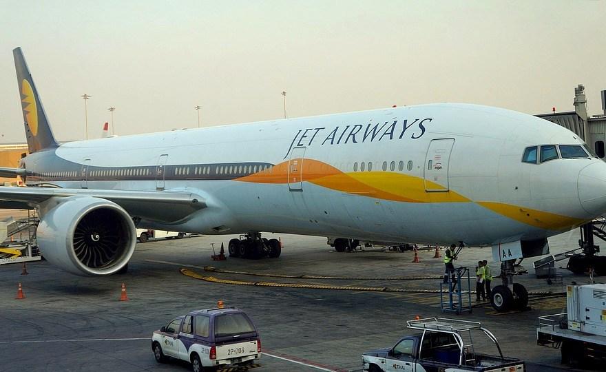 Jet Airways handbagage