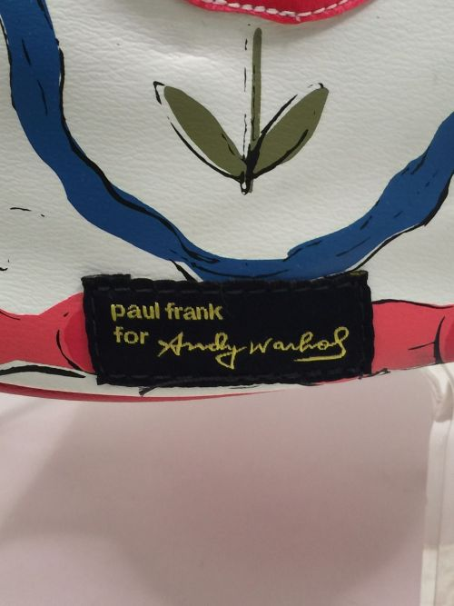 Paul Frank - Limited Edition Andy Warhol Cake Bag