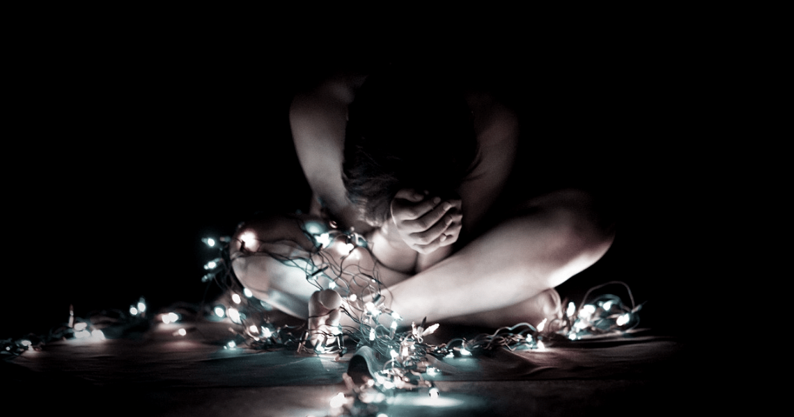 Grief: It's not festive