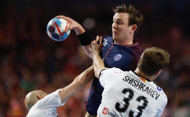 Sander Sagosen On Thw Kiel Target Handball Planet
