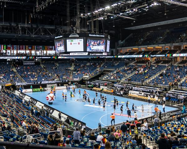 deutscher handballbund sucht volunteers