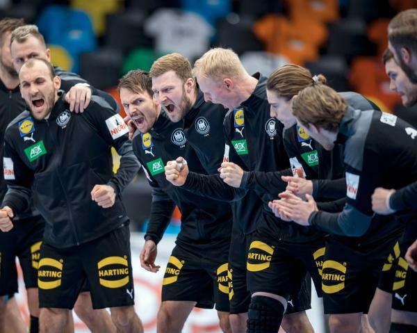 die kader fur die handball wm 2021 in
