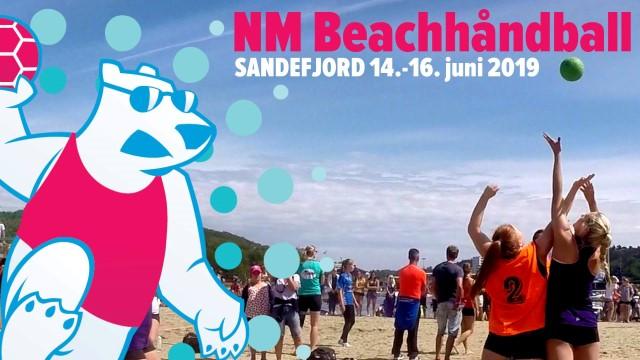 NM Beachhndball 2019  handballno