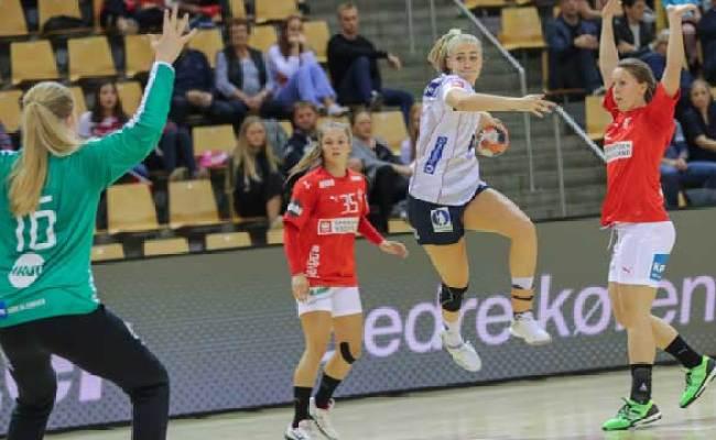 Rekrutt Revansje Handball No