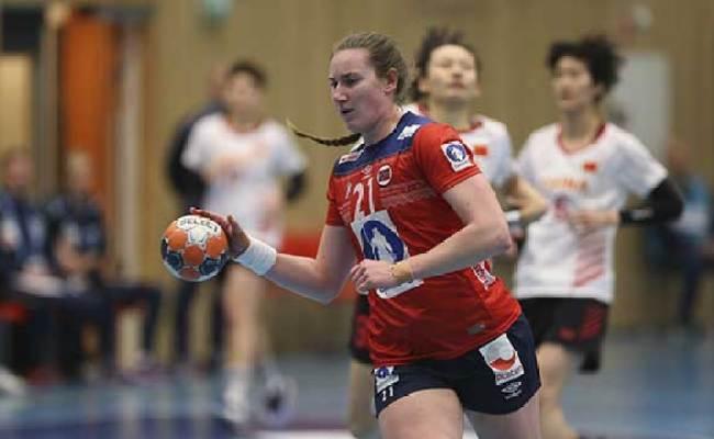 Overbevisende Seier Handball No