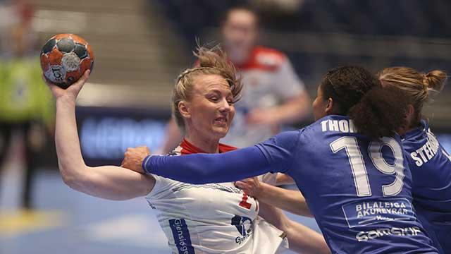 Avsluttet På En Bra Måte Handball No