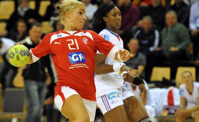 Golden League Danmark Med Femmåls Seier Mot Frankrike