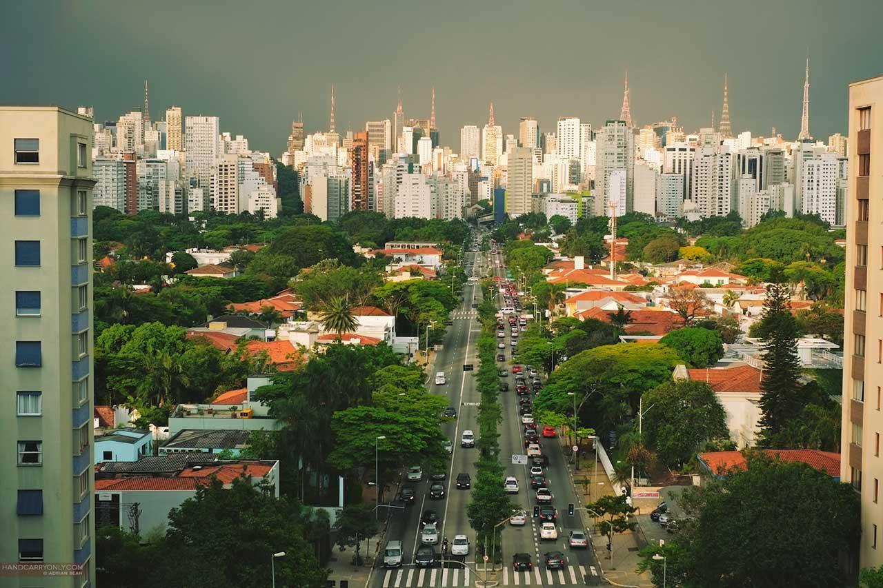 sao paulo concrete jungle skyline