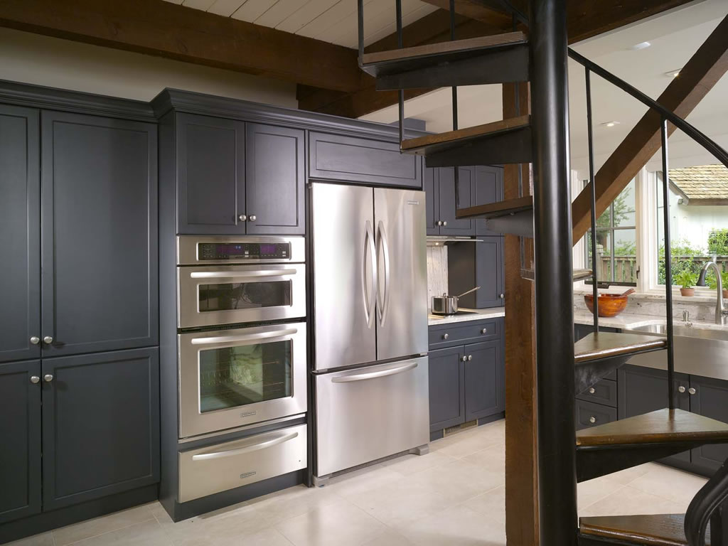 Caterers Prep Kitchen  Handcrafted Homes Inc