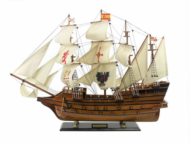 uss constitution diagram briggs and stratton be buy wooden spanish galleon tall model ship limited 34 inch -