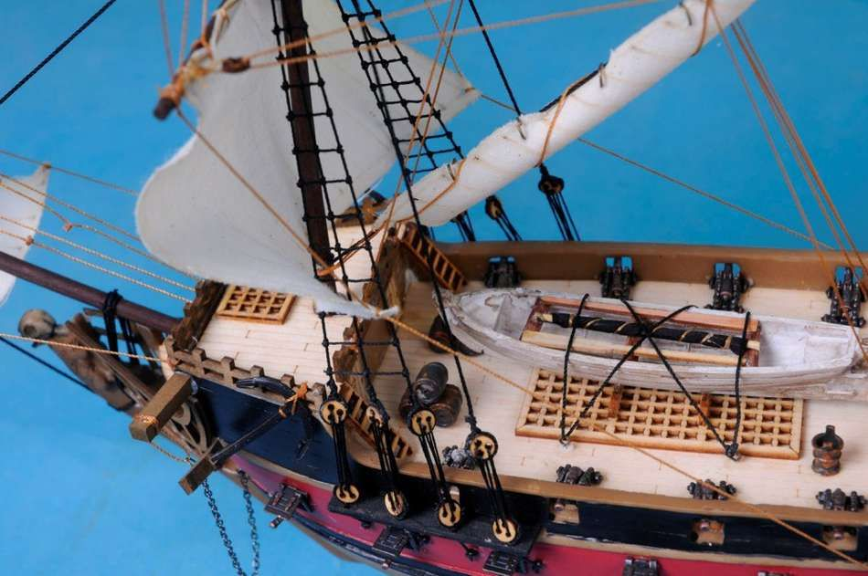 Buy Captain Kidds Adventure Galley Limited Model Pirate