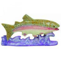 Buy Cast Iron Fish Door Stop 9 Inch - Sea Decor Home ...
