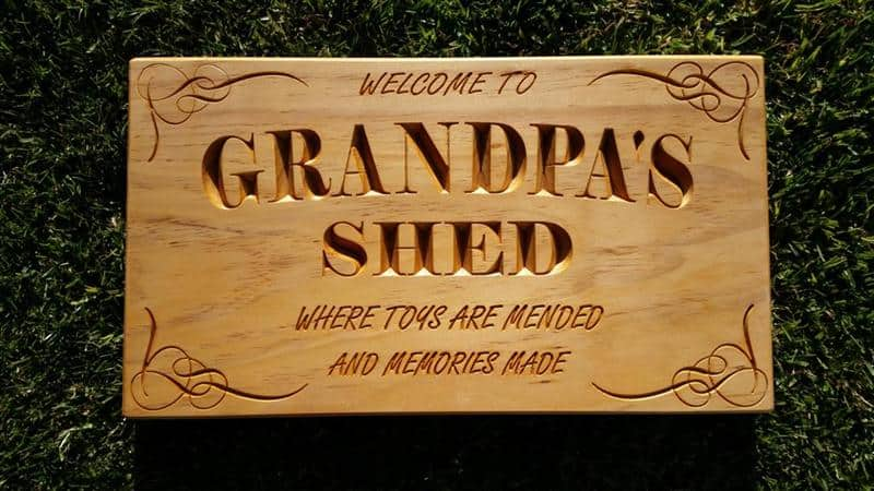 Wooden Signs Personalised Custom made to order