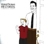 Hand Drawn Records. A Compilation. Volume 2. - Cover art by Dustin Blocker